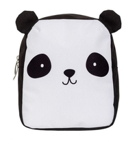 A Little Lovely Company backpack, white Panda
