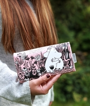 "Moomin wallet ""Love"""