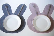 4Living placemat Bunny, rose