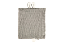 4Living throw blanket Bunny 120x150 grey