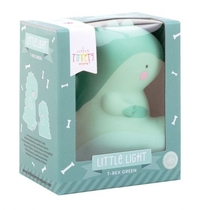 A Little Lovely Company nightlight, T-rex