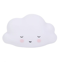 A Little Lovely Company nightlight, sleeping cloud