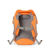 Affenzahn children's small club backpack, orange crab