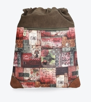 Anekke Egypt drawstring bag