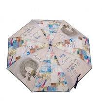 Anekke India Umbrella, light pink