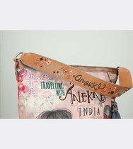 Anekke India carrying bag
