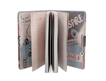 Anekke Moon Notebook/ diary with a lock