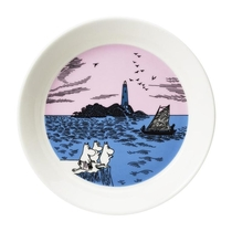 Arabia Collector's edition plates Night Sailing & Peace, 19cm, part 4/10