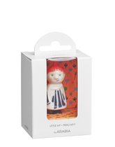Arabia Moomin minifigure Little My
