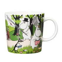 Arabia Moomin mug Going on vacation, 2018