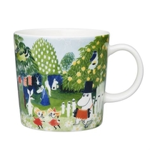 Arabia Moomin mug Moominvalley 2017, special mug