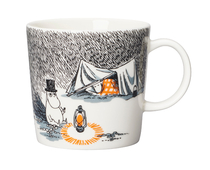 Arabia Moomin mug Sleep well