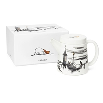 Arabia Moomin teapot with a lid, True to its origins, 0,7dl