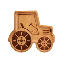 Bamboo plate, Tractor