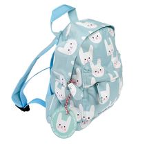 Bonnie Bunny children's club or pre-school backpack