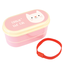 Cookie the Cat lunch box for a child