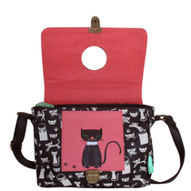 Day Dream Cat Satchel