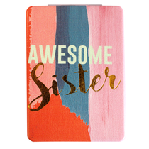 "Disaster Designs Ta-daa ""Awesome Sister"" taskupeili"