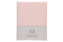 Duvet cover set flax, rose