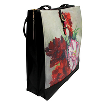 Framed tote/shopper bag