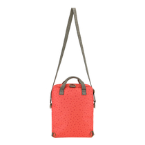 Gorjuss™ Cityscape modifiable shoulder bag/ backpack, Time to Fly/New York