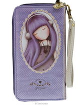 Gorjuss™ Dear Alice Zip Wallet