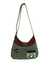 Gorjuss™ Shoulder bag, The Foxes