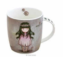 Gorjuss™ mug Oops a Daisy in a Gift Box