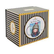 Gorjuss™ mug in a gift box, Pom-Pom