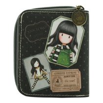 Gorjuss™ short wallet, The Scarf