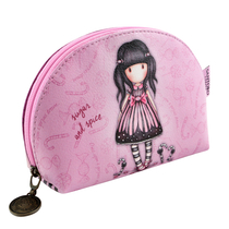 Gorjuss™ small makeup bag, Sugar and Spice