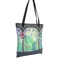 House of Disaster Boulevard Greenhouse Tote / handbag