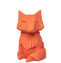 House of Disaster Fox LED lamp, orange