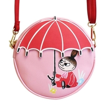 House of Disaster Moomin Little My mini bag, light pink