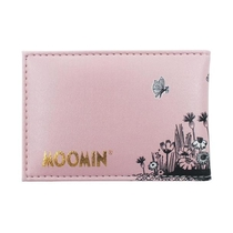 House of Disaster Moomin card wallet Love, light pink