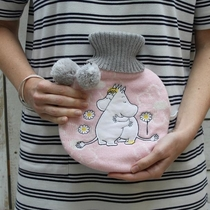 House of Disaster Moomin hot water bottle, Love