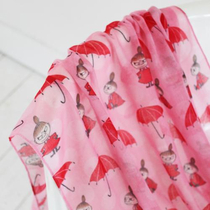 House of Disaster Moomin scarf, Little My