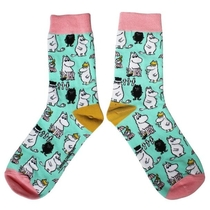 House of Disaster Moomin socks, Family