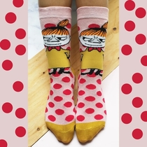 House of Disaster Moomin socks, Little My