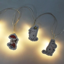 House of Disaster Moomin string lights