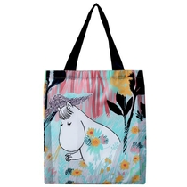 House of Disaster Moomintroll&Snorkamaiden ecological shopper bag, recycled material
