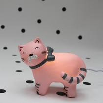 House of Disaster Over The Moon LED lamp, Cat