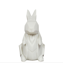 House of Disaster Rabbit LED lamp, white