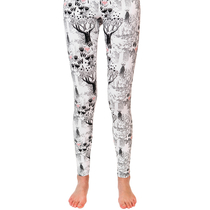 HuiGee Moomin women's leggings, Whomper