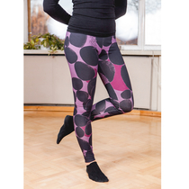 HuiGee Moomin women's leggings Rock