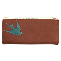 "In A Nutshell ""Bird"" wallet"