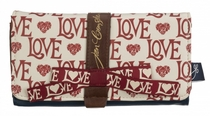 Jan Constantine Love Wallet - Lompakko