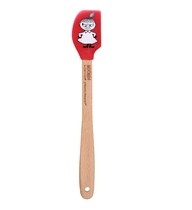 Little My silicone little spatula and a cookie cutter -set