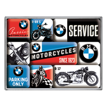 Magnet set BMW