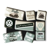 Magnet set VW Beetle & Bulli